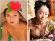 Phim - Chưa 18 tuổi, loạt mỹ nhân Hoa gây sốc với cảnh phim nhạy cảm