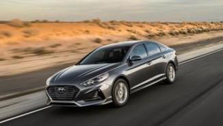 Diện mạo chững chạc mới lạ của Hyundai Sonata 2018