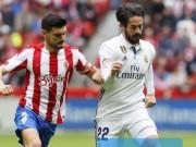 Bóng đá - Real: Người hùng Isco và sô diễn Ronaldo cũng ngả mũ