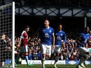 Bóng đá - Everton - Burnley: Hiệp 2 công phá kinh hồn bạt vía