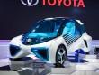 Toyota FCV Plus: Ô tô kiêm nguồn cấp điện dân dụng