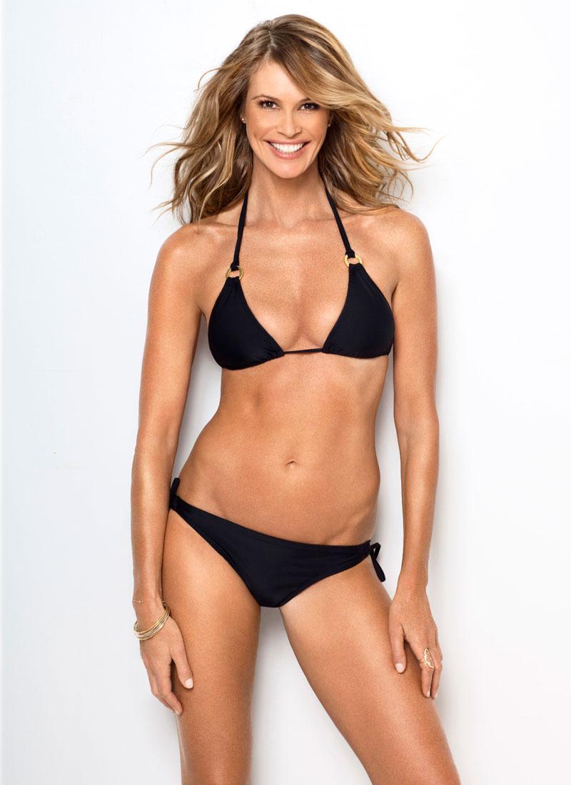 Hình thể bikini gợi cảm hơn gái 20 của mỹ nhân U60, U70 - 4
