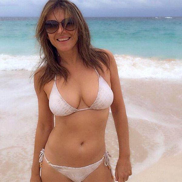 Hình thể bikini gợi cảm hơn gái 20 của mỹ nhân U60, U70 - 8