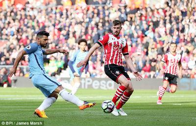 Chi tiết Southampton – Man City: 3 phút 2 bàn thắng (KT) - 3
