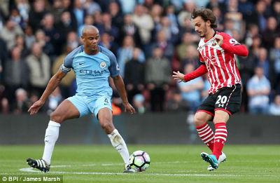 Chi tiết Southampton – Man City: 3 phút 2 bàn thắng (KT) - 4