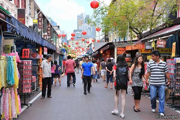 Lý Quang Diệu dẹp vỉa hè bát nháo ở Singapore thế nào? - 3