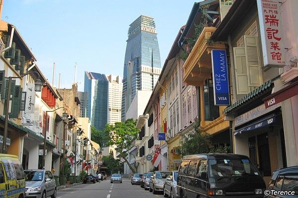 Lý Quang Diệu dẹp vỉa hè bát nháo ở Singapore thế nào? - 4