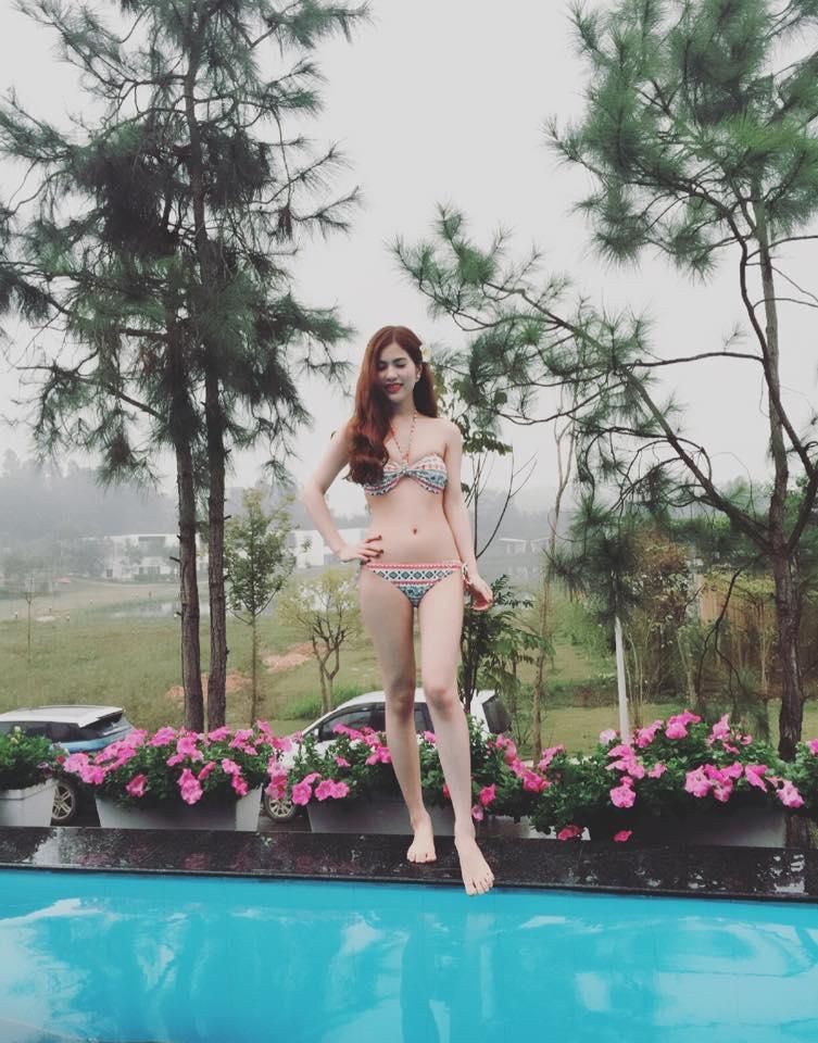 Không ngờ vợ 9X của Việt Anh lại sexy đến vậy - 1