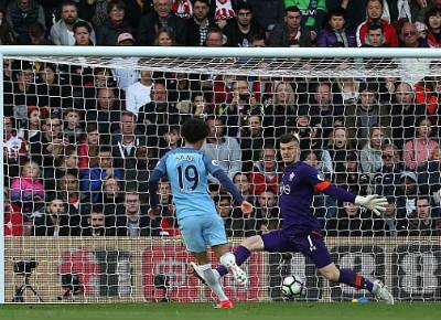 Chi tiết Southampton – Man City: 3 phút 2 bàn thắng (KT) - 7
