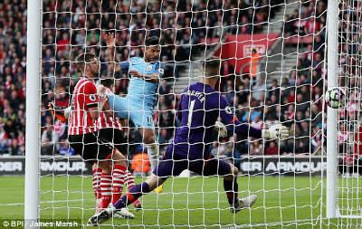 Chi tiết Southampton – Man City: 3 phút 2 bàn thắng (KT) - 8