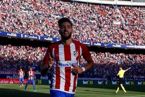 "Atletico Madrid - Osasuna: ""Soái ca sát thủ"" rực rỡ - 1"