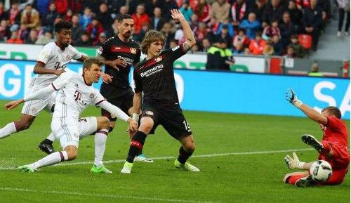 Leverkusen - Bayern Munich: Thẻ đỏ & kịch chiến đến cùng - 1