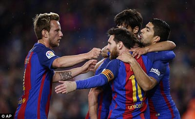 Chi tiết Barcelona - Sociedad: Nỗ lực vô vọng (KT) - 4