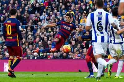 Chi tiết Barcelona - Sociedad: Nỗ lực vô vọng (KT) - 3