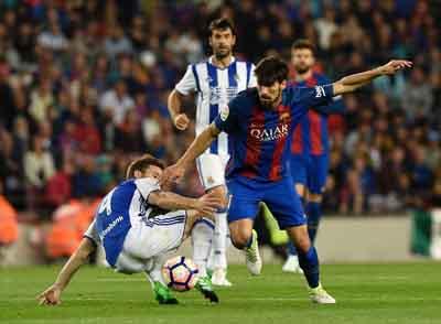 Chi tiết Barcelona - Sociedad: Nỗ lực vô vọng (KT) - 6