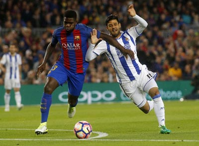 Chi tiết Barcelona - Sociedad: Nỗ lực vô vọng (KT) - 5