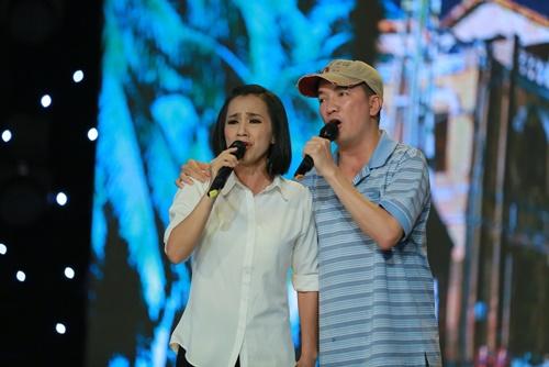 Con gái Chế Linh khóc nức nở xin lỗi cha trên truyền hình - 1