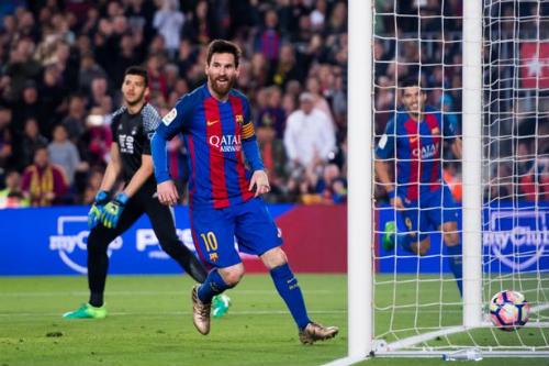 Chân giá trị Messi: Vua phá lưới kiếm nhiều điểm nhất Liga - 1