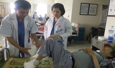 Biệt đội chăm sóc bàn chân - 1