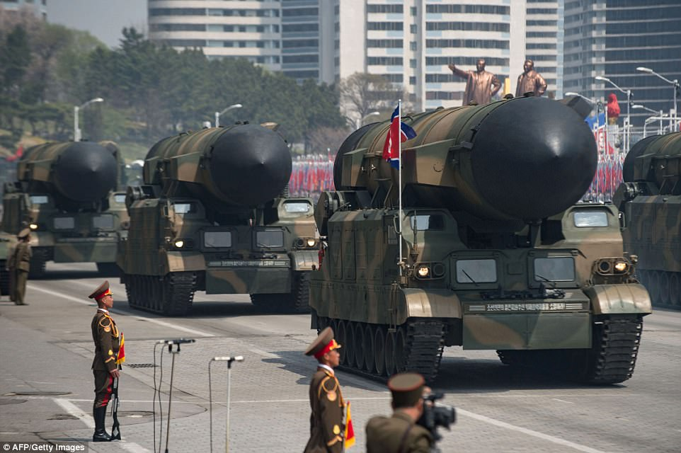 Lý do Triều Tiên chưa thử hạt nhân răn đe Mỹ - 3