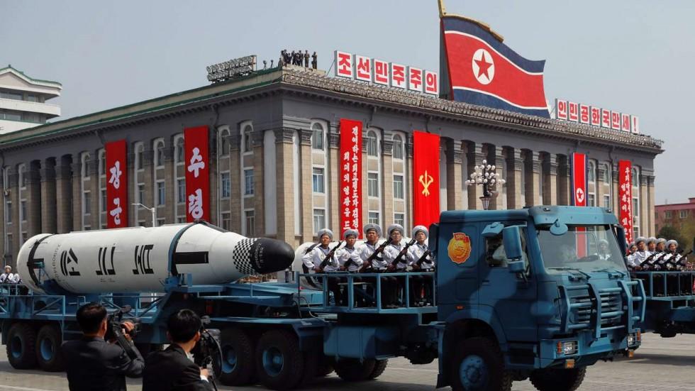 Lý do Triều Tiên chưa thử hạt nhân răn đe Mỹ - 1