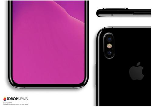 Tiếp tục rò rỉ hình ảnh concept và thiết kế iPhone 8 - 4