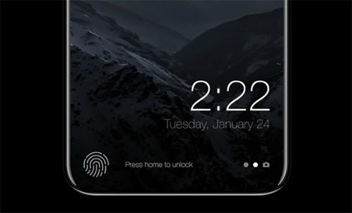 Tiếp tục rò rỉ hình ảnh concept và thiết kế iPhone 8 - 2