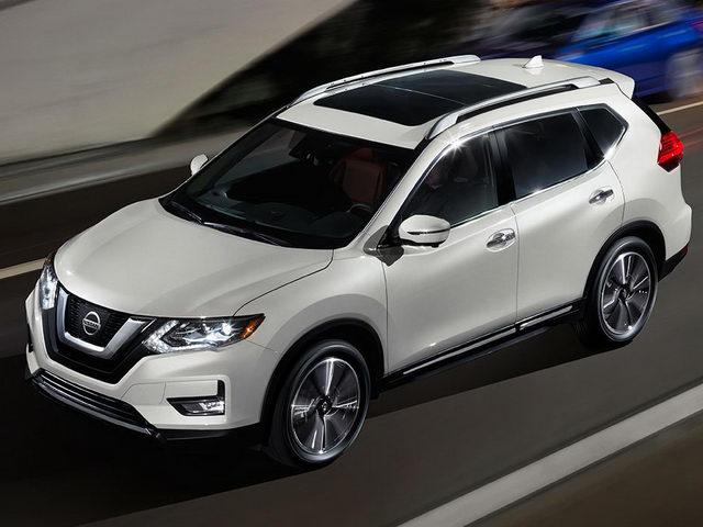 Nissan X-Trail là SUV bán chạy nhất toàn cầu năm 2016 - 1