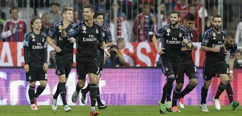 """Real thừa Siêu anh hùng: Mùa """"gặt cúp"""" đợi Zidane, Ronaldo - 2"""