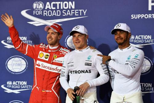 """Đua xe F1 - Bahrain GP: Lần đầu ngọt ngào của """"cánh chim lạ"""" - 1"""