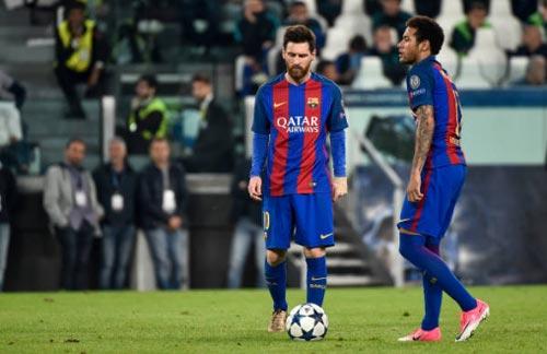 Báo động Chelsea: Barca mời Conte làm thầy Messi, Neymar - 2