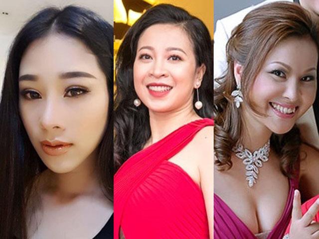Vợ Trọng Tấn, Việt Hoàn, Đăng Dương ngày càng gợi cảm