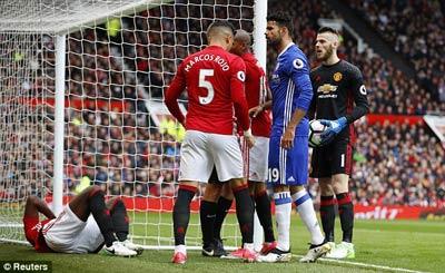 """Chi tiết MU - Chelsea: """"Quỷ đỏ"""" thủ chắc giữ thành quả (KT) - 5"""