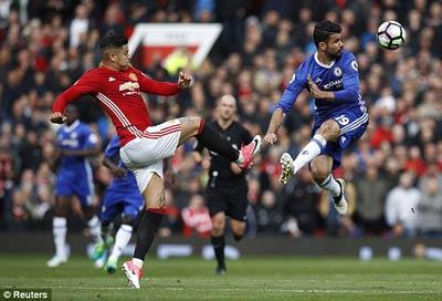 """Chi tiết MU - Chelsea: """"Quỷ đỏ"""" thủ chắc giữ thành quả (KT) - 6"""