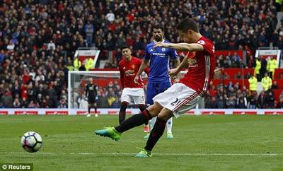 """Chi tiết MU - Chelsea: """"Quỷ đỏ"""" thủ chắc giữ thành quả (KT) - 8"""