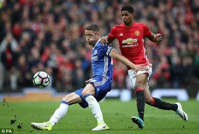 """Chi tiết MU - Chelsea: """"Quỷ đỏ"""" thủ chắc giữ thành quả (KT) - 10"""