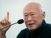 Lý Quang Diệu dẹp vỉa hè bát nháo ở Singapore thế nào?
