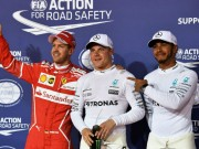 """Thể thao - Đua xe F1 - Bahrain GP: Lần đầu ngọt ngào của """"cánh chim lạ"""""""