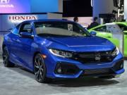 Tư vấn - Honda Civic Si 2017: Bình mới rượu cũ