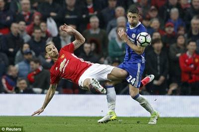 """Chi tiết MU - Chelsea: """"Quỷ đỏ"""" thủ chắc giữ thành quả (KT) - 11"""