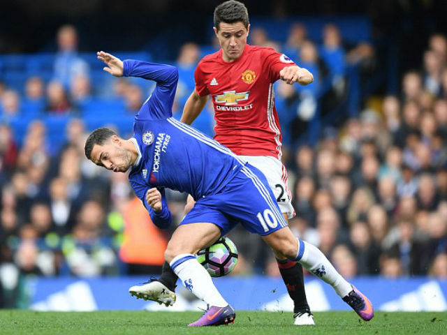 MU-Chelsea: Mourinho dùng kế độc, Hazard