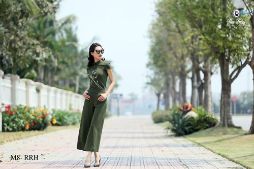 """Thu Thủy Fashion ra mắt BST hè 2017 """"Rạng rỡ hè"""" - 10"""