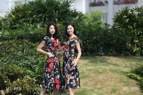 """Thu Thủy Fashion ra mắt BST hè 2017 """"Rạng rỡ hè"""" - 2"""