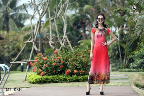 """Thu Thủy Fashion ra mắt BST hè 2017 """"Rạng rỡ hè"""" - 4"""