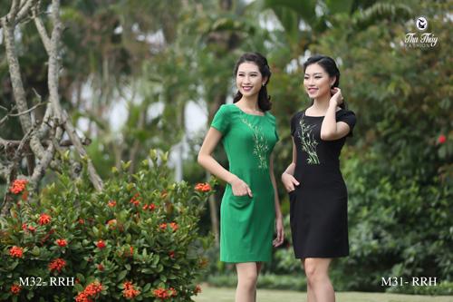 """Thu Thủy Fashion ra mắt BST hè 2017 """"Rạng rỡ hè"""" - 7"""