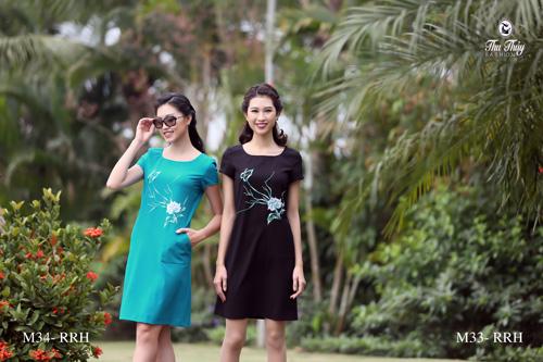 """Thu Thủy Fashion ra mắt BST hè 2017 """"Rạng rỡ hè"""" - 8"""