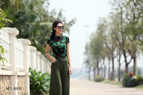 """Thu Thủy Fashion ra mắt BST hè 2017 """"Rạng rỡ hè"""" - 9"""