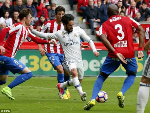 """Tiêu điểm Liga V32: Real, Barca """"hâm nóng"""" Siêu kinh điển - 1"""