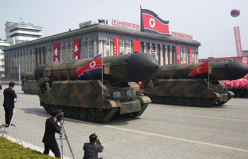 Tên lửa Triều Tiên nổ tung: Có bàn tay Mỹ can thiệp? - 3