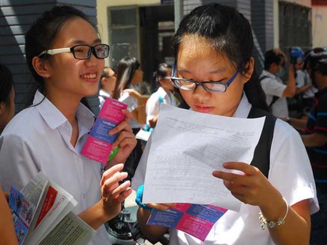 Tiết lộ mới về đề thi tuyển sinh lớp 10 tại TP.HCM
